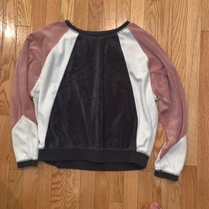 Forever 21 Sweaters - Color blocks crew neck